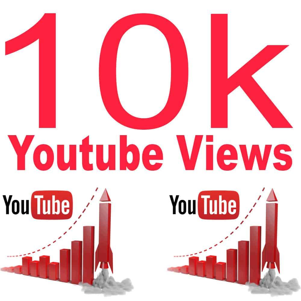 Buy 10000 YouTube Views- Followers24Hour
