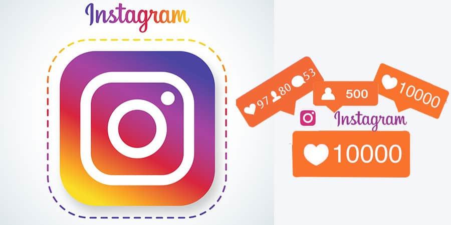 Buy Instagram followers cheap 10k