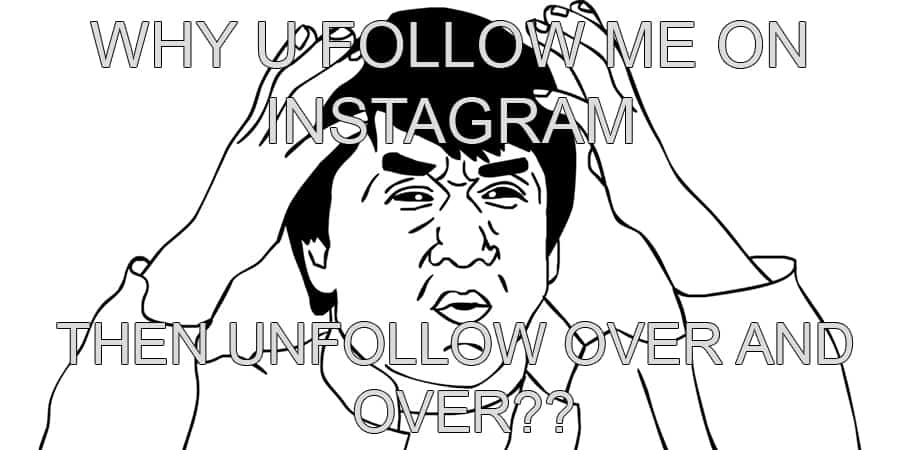 Losing Followers