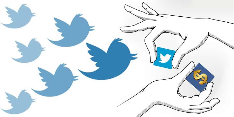 Buy 2500 Twitter Followers