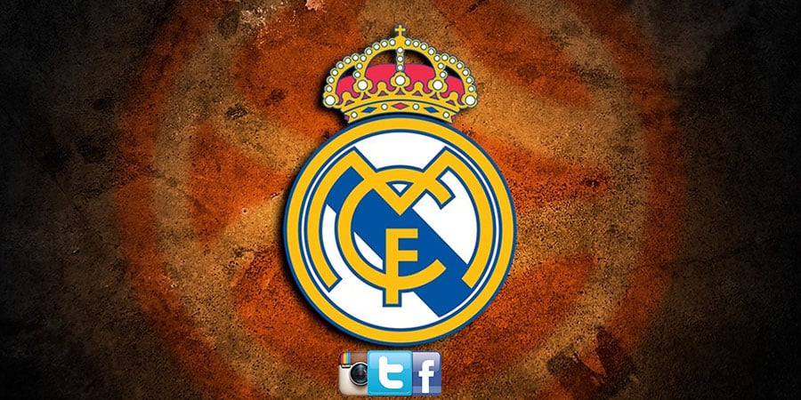 Real Madrid become the first club to eclipse million of Social followers